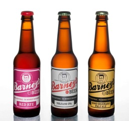 Barney's Beers