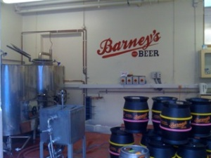 Barney's Brewery